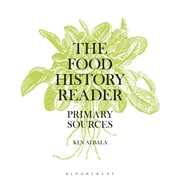 "BLOOMSBURY USA ACADEMIC ""The Food History Reader"" Book"