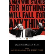 "PENGUIN GROUP USA ""The Portable Malcolm X Reader"" Book"