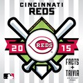 TURNER Cincinnati Reds 5.39in. x 1.49in.