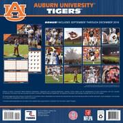 TURNER Auburn Tigers, Wall Calendar