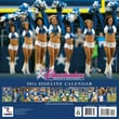 TURNER Dallas Cowboy Cheerleaders Wall Calendar 12in. x 12in.