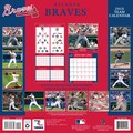 TURNER Atlanta Braves 12in. x 12in.