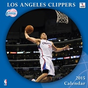 TURNER Los Angeles Clippers Team Wall Calendar