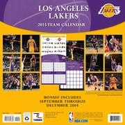TURNER Los Angeles Lakers, Wall Calendar