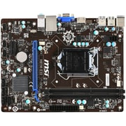 msi™ H81M-E33 Intel H81 Express Chipset 16GB Micro ATX Motherboard