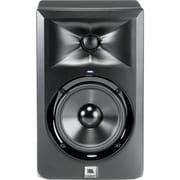 JBL® LSR305 5 Two-Way Powered Bi-amplified Professional Studio Monitor Speaker, 82 W