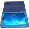 Kyasi™ London All Business Folio Carrying Case For iPad Mini 2/3/4, October Blue