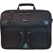 "Mobile Edge ScanFast Checkpoint Friendly Messenger Bag 2.0 For 16"" Laptop and 17"" MacBooks, Black"