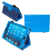 Kyasi™ London All Business Folio Carrying Case For iPad Mini 1/2, October Blue