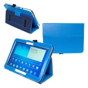Kyasi™ London All Business Folio Carrying Case For 10.1 Galaxy Tab 3, October Blue