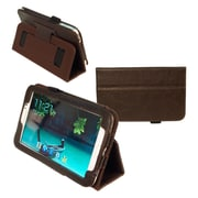 Kyasi™ Seattle Classic Folio Carrying Case For 7 Galaxy Tab 3, Buckskin Brown