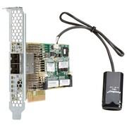 HP® Smart Array P431/4GB FBWC 12Gb 2 Ports Ext SAS Controller (Silver)