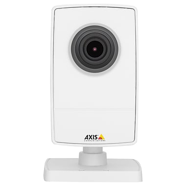 Axis® M1025 Smallest Hdtv 1080P 2Mp Network Camera With Hdmi And Edge Storage