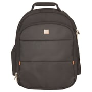 Urban Factory City Backpack For 17.3 Notebook, Black