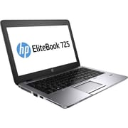 HP® Smart Buy EliteBook 725 G1 4GB RAM 500GB HDD 12.5 LED Notebook, A10 Pro-7350B Quad Core 2.1GHz