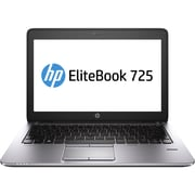"HP EliteBook J5N81UT#ABA 12.5"" LED AMD A10 180 GB HDD, 4 GB, Windows 7 Professional 64-bit Laptop, Black/Gray"