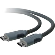 Belkin™ 6' M/M HDMI CL-2 Rated Audio/Video Cable, Black