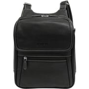 "Mobile Edge Crossbody Tech Messenger Bag For 11"" Tablets/iPad, Black"