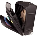 Urban Factory City Travel Trolley Bag For 17.3in. Notebook, Black