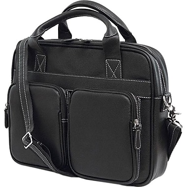 Mobile Edge Vegan Leather The Tech Briefcase For 14