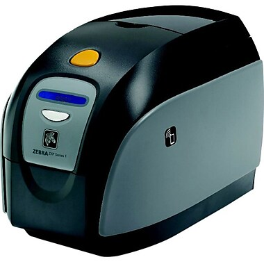 Zebra Technologies® ZXP Series 1 USB Standard Card Printer, Thermal Transfer