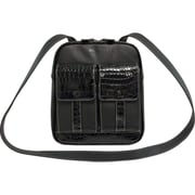 "Mobile Edge Crossbody Tech Organizer Messenger For 10"" Tablet, Black"