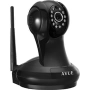 Avue AVP561B Plug & Play 720P IP Cloud HD Wireless Network Camera With Day/Night