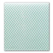 "Bags & Bows® Herringbone 20"" x 30"" Tissue Paper, Cool Mint"