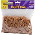 Chenille Kraft Creativity Street Craft Hair, 4 oz., Red
