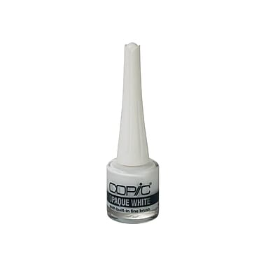 Copic Marker® Opaque Water-Based Paint With Brush, 10 ml, White