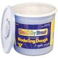 Chenille Kraft Creativity Street Modelling Dough, 3.3 lbs., White