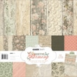Kaisercraft 12in. x 12in. Paper Pack With Bonus Sticker Sheet, Rustic Harmony, 12/Pack