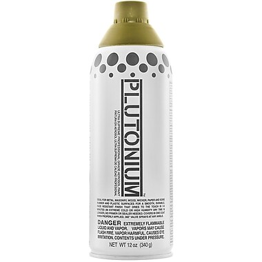Plutonium™ Ultra Supreme Professional Grade 12 oz. Aerosol Paint, Poupon