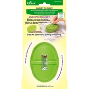 Clover Magnet Pin Caddy, Green