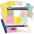 Heidi Swapp Hello Today 12in. x 12in. Lace Die-Cut Paper Pad