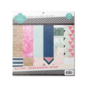 "Heidi Swapp Hello Today 12"" x 12"" Scrapbook Paper Pad"