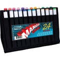 Copic Marker® 24 Piece Sketch Markers Manga Wallet B Set, Assorted