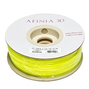 Afinia Value-Line H-Series 1.75mm ABS Plastic 3D Printer Filament, Yellow
