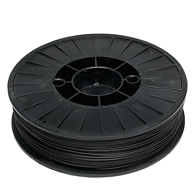 Afinia Premium 1.75mm ABS Plastic 3D Printer Filament, Black