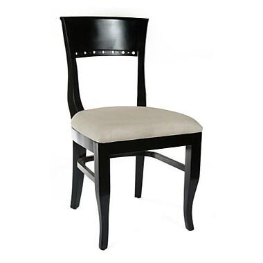 Beechwood Mountain Biedermier Cotton/Linen Side Chairs