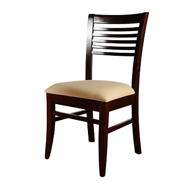 Beechwood Mountain Venetian Microfiber Side Chairs