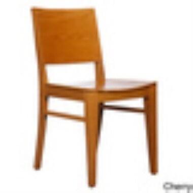 Beechwood Mountain Danish Wood Side Chair, Cherry