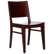 Beechwood Mountain Danish Wood Side Chairs
