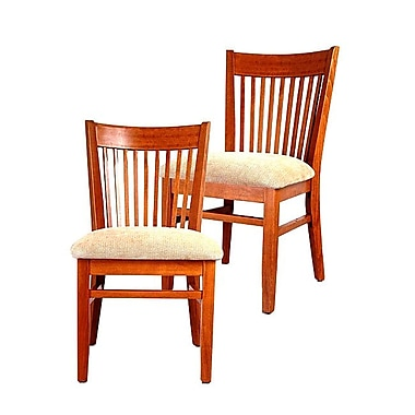 Beechwood Mountain Rachel Microfiber Side Chairs