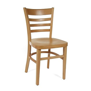 Beechwood Mountain Horizon Wood Side Chair, Natural