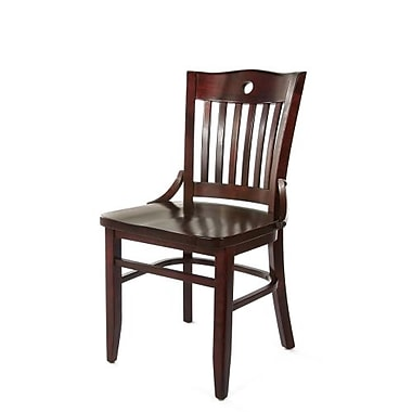Beechwood Mountain Pecan Side Chair, Walnut