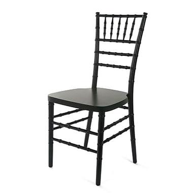 Beechwood Mountain Wood Stackable Ballroom Chairs