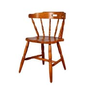 Beechwood Mountain Colonial Wood Side Chair, Cherry
