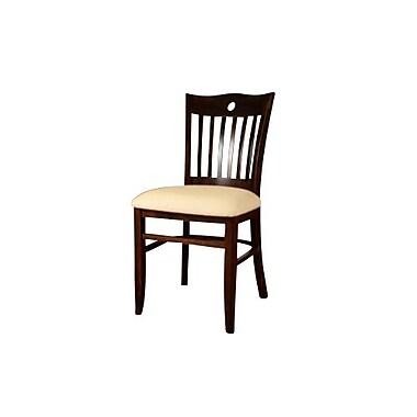 Beechwood Mountain Pecan Side Chairs