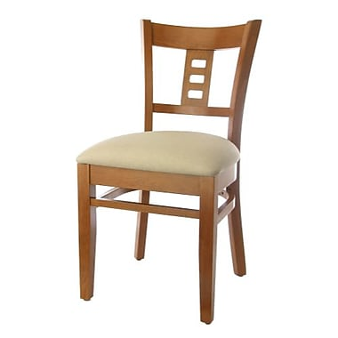 Beechwood Mountain Film Back Side Chair, Cherry